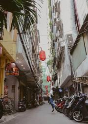 Nhà hẻm Lê Thánh Tôn, P. Bến Thành, Quận 1.