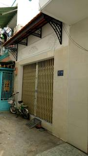 Chính Chủ Cần Bán Nhà Cấp 4 Hẻm 257 Nguyễn Thị Thập, P.Tân Phú, Quận 7