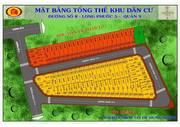 Chính chủ cần bán gấp lô đất Vàng Tín Hưng 5 Phường Long Phước , Quận 9