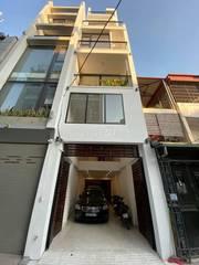 Nhà mới 7 tầng, có thang máy, đường hoàng hoa thám