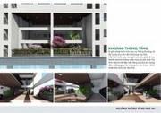 Bán căn duplex- thông tầng  tầng 30  view toàn cảnh thành phố, khu vực phạm văn đồng, bắc từ liêm