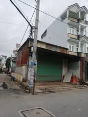 Cho thuê hoặc bán nhà cấp 4 góc 2 mặt tiền giá rẻ  Lê Đình Cẩn, Q.Binh Tân