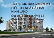 Chính chủ bán gấp lô góc chung cư thanh bình tại trung tâm tp.bắc ninh