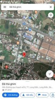 Mặt tiền đường số 8, khu huyết mạch của thị trấn long điền,  huyện long điền, brvt
