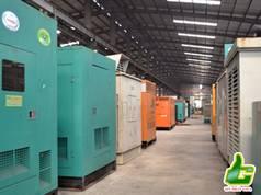 Máy phát điện  phục vụ sản xuất