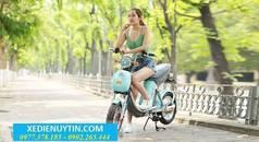 Xe đạp điện Nijia S nhập khẩu chính hãng mới nhất 2016