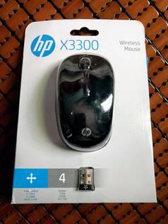 Chuột Không Dây HP X3300 Chính Hãng new 100