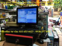 Bán máy tính tiền cảm ứng cho shop, tạp hóa tại Đồng Nai