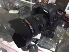 Bộ Canon 6D   lens 24-105mm F/4 L IS USM