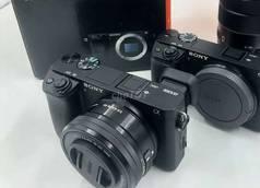 Bộ Sony A6300   Kit 16-50mm OSS, quay 4K, rất mới