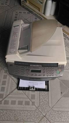 Bán máy in đa năng 4350d in đảo mặt    photo  scan
