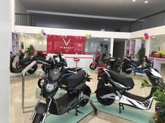 Xe máy điện Vinfast Kalara