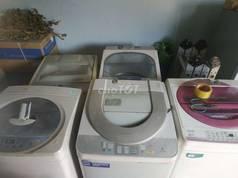 Máy giặt lồng đứng đủ loại giá rẻ,lg pana sanyo
