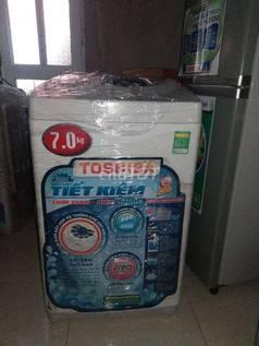 Máy giặt toshiba 7kg đẹp