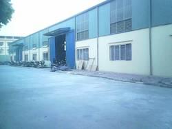 Cho thuê kho xưởng Quốc lộ 5  Quán Gỏi  Hải Dương,DT 1800m2 và 4 500m2  của  cty Phú Cường,