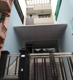 Nam Định   Cho thuê nhà mặt đường 5 tầng mới xây xong