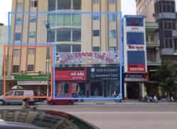 Cho thuê mặt bằng kinh doanh tại trung tâm TP Hạ Long   Quảng Ninh.