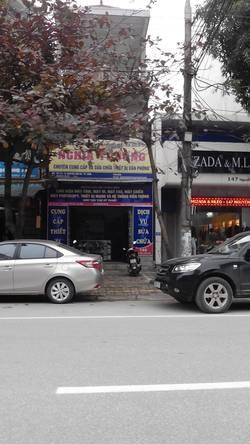 Cần cho thuê nhà mặt tiền Nguyễn Văn Cừ, Tp Vinh, Nghệ An