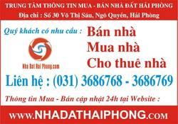 Cần cho thuê NHÀ MĐ Hoàng Văn Thụ