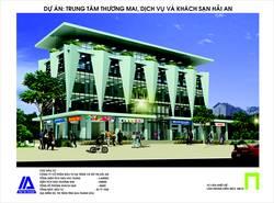 Cho thuê văn phòng, mặt bằng kinh doanh gần khu Kinh tế Nghi Sơn, Thanh Hóa