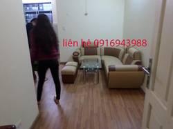 Cho thuê nhà chung cư thang máy phố quang trung   hai bà trưng 55m2 1 khách, 1 bếp, 1 ngủ giá 8 tr