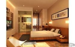 Cần cho thuê  chung cư cao cấp  trung hoà nhân chính toà 17T8,90 m2,2pn,giá 12trth