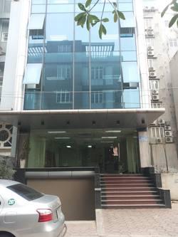 Cho thuê văn phòng Trần Thái Tông - Ngã tư Duy Tân -  Cầu Giấy
