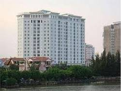 Cho thuê gấp căn hộ Hồng Lĩnh Plaza  H.Bình Chánh