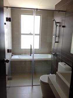 Cần cho thuê Căn Hộ HARMONA Q.Tân Bình, Dt : 80 m2 2PN, Có Nội Thất