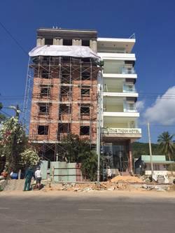Cho thuê nhà làm khách sạn mặt đường Trần Hưng Đạo, Phú Quốc, 4300