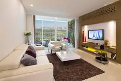 Cần cho thuê gấp căn hộ 155 Nguyễn Chí Thanh Quận 5,  Dt : 70 m2, 2PN