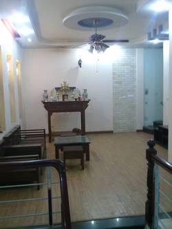 Cho thuê căn nhà  cao cấp   tại B14 ngõ 376/12, Đg Bưởi, P. Vĩnh Phúc, Ba Đình, HN