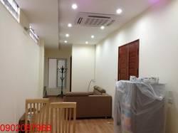 Cho thuê chung cư cao cấp Lê Duẩn, Nam Ngư 70m2 đủ đồ