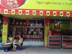 Cho thuê nhà mặt đường Ngọc Lâm,Quận Long Biên