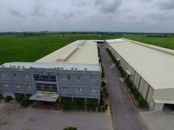 Cho thuê xưởng diện tích cực lớn tại Vụ Bản Nam Định 5000-30000m2