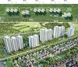 Cần cho thuê chung cư Rừng Cọ ECOPARK - Văn Giang