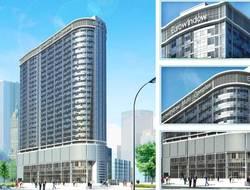 GẤP: Cho thuê văn phòng đường Trần Duy Hưng   Cho thuê tòa Eurowindow   Giá cực rẻ 11 /m2/tháng