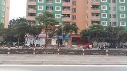 Kiot 45m2 vỉa hè rộng tầng 1 chung cư B5 đg Nguyễn cơ thạch