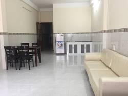 Cho Thuê căn hộ 60m2, đầy đủ nội thất, miễn phí dịch vụ, Thang Máy, bảo vệ 24/7