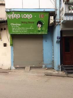 Cho thuê nhà chính chủ mặt phố Lương Khánh Thiện, Hoàng Mai