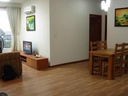 Cần cho thuê căn hộ Phúc Thịnh Quận 5. DT : 80m2 , 2pn , 2wc