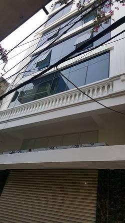 Cho thuê VP tại Đ. Nguyễn Du,trung tâm TP Nam Định,diện tích 170m2x 5tầng,giá 7tr/tháng/tầng