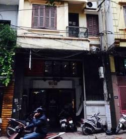 Cần cho thuê nhà mặt phố 104 triệu Việt vương