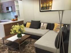 Cho thuê chung cư Tràng An, Gp Complex, 82m2, 2 ngủ, full đồ, 14tr/tháng