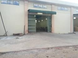 Cho thuê 2 kho liền kề mới xây đường CMT8 tiện chứa hàng, sản xuất  Miễn trung gian