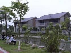 Cho thuê biệt thự sinh thái Hoàn Sơn - Bắc Ninh.