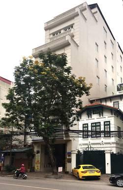 Văn phòng 70m2 Trung Tâm Hà Nội - Số 3 Lê Văn Hưu