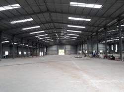Cho thuê xưởng đẹp diện tích 5000m2-10000m2 quận Dương Kinh.