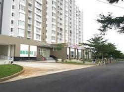 Cho thuê căn hộ Happy City 75m2-2PN giá 5 triệu/th, nhà mới 100 mặt tiền Nguyễn Văn Linh gần Q.8