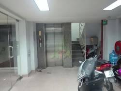 Văn phòng đường Trần Quốc Toản, Q.3. DT: 50-95-130m2.Giá 16 triệu/tháng.
